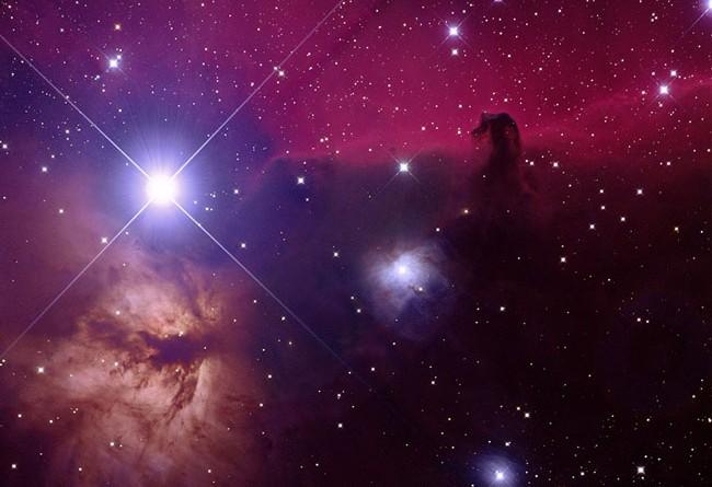 Orion's Horsehead Nebula 29 janv 2003