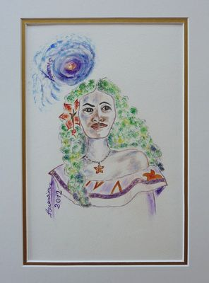 galerie shurya portrait lemuria