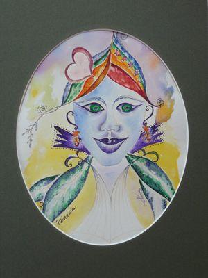 galerie shurya portrait venusia