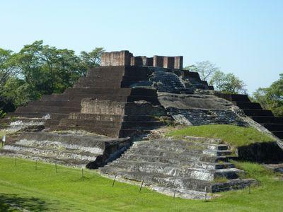 voyage mexique 2014 pyramide qui marche