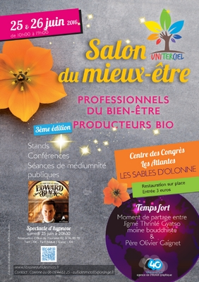 affiche salon uniterciel 2016