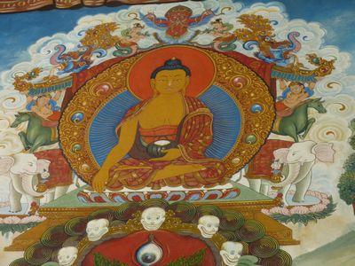 himalaya chemin de connaissance