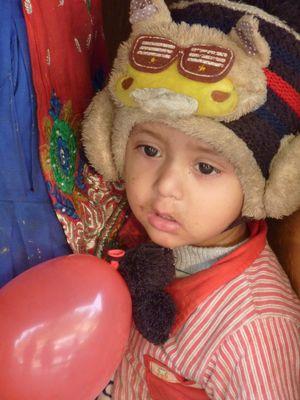 himalaya enfant