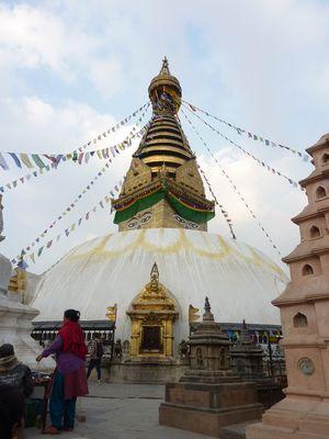 himalaya stupa